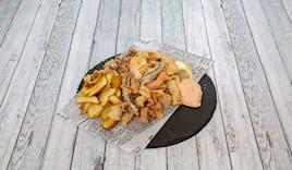 Bocconcini fritto misto