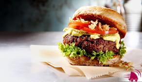 Burger,fritto,bibita casa