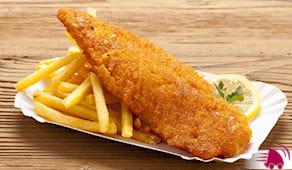 Fish&chip x2 domiciio
