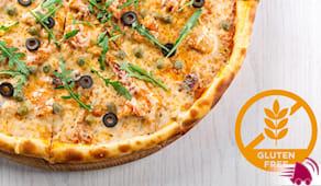 Pizza noglutine domicilio