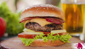 Hamburger bugs x2 casa