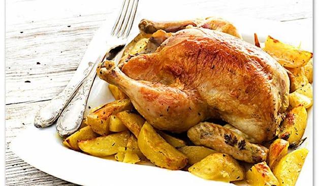 Pollo arrostox2 domicilio