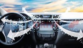 Ozonizzazione auto