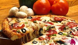 20% sconto pizze a casa