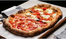 1/2m pizza plaza a casa