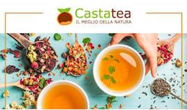 Castatea tè e infusi card