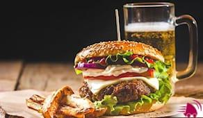 Hamburger red domicilio
