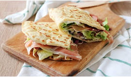 Piadina red domicilio x2