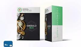 Box smeraldo regalo