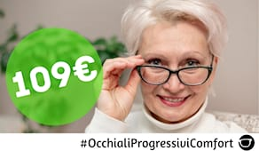 Occhiale progressivo plus