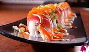 Sushi 5 piatti domicilio