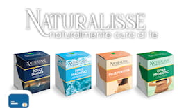 Naturalisse shop card