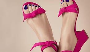 Semi piedi giusto tempo