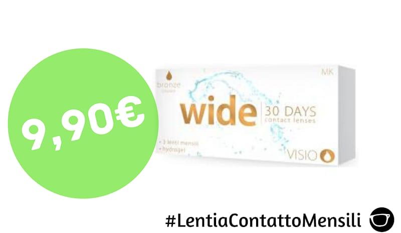 LENTI A CONTATTO 30DAYS