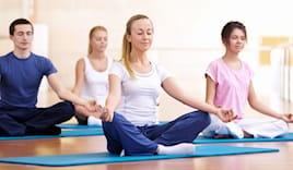 10 lezioni yoga regalo
