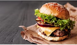 Burger gourmet x2 asporto