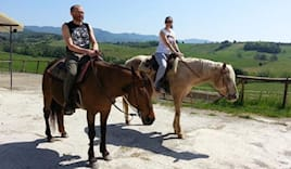 Piadina+giro a cavallo x2