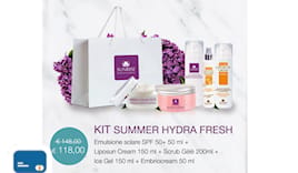 Kit summer hydra fresh