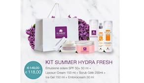 Kit summer hydra fresh