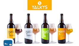 Yalkys birra shop card