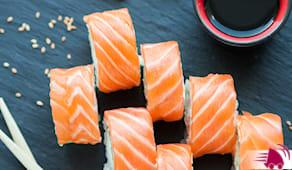 18pz tutto salmone alba