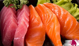 30pz sashimi domicilio