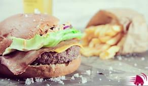 Menù hamburger x2 jam