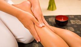 3 massaggi drenanti 30min