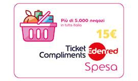 Buono spesa ticket 15€