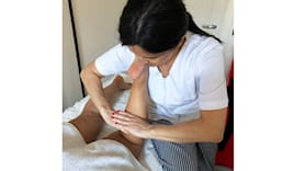 Massaggio drenante 1ora