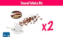 Combo hawaii moka bis