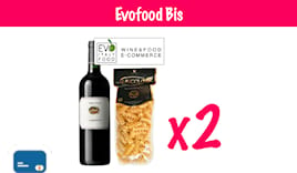 Combo evo italy food bis