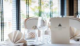 Cena in terrazza privé