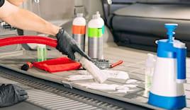 Igiene e smacchiatura