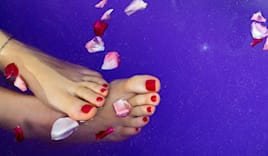 Semi piedi vanesnails