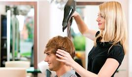 Taglio capelli uomo hair