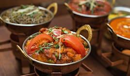 Indiano carne haveli x2