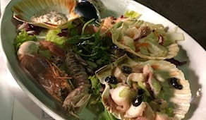 Cena di mare waimea x2