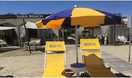 Ombrellone sara beach
