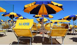 Lettino sara beach