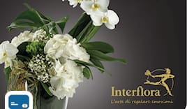 Interflora shopping card
