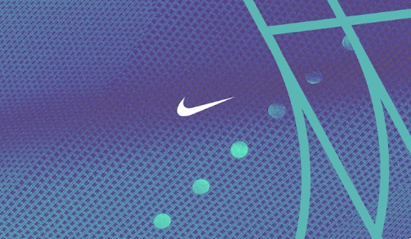 NIKE SHOPPING CARD