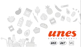Unes shopping card