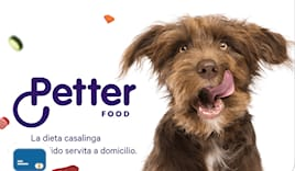 Petter food card