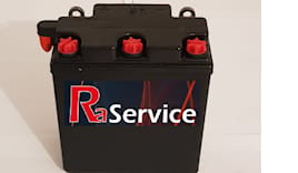 Ra service batterie