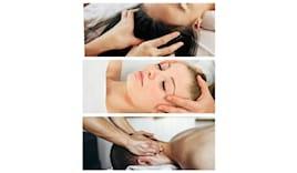 Massaggio viso e collo