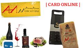Moscattini card online