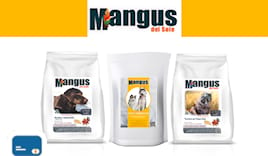 Mangus shopping card