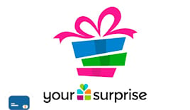 Yoursurprise shop card