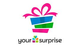 Yoursurprise shop card